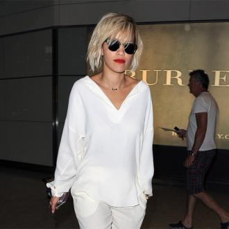 Rita Ora's Album Plans In Chaos After Calvin Harris Split