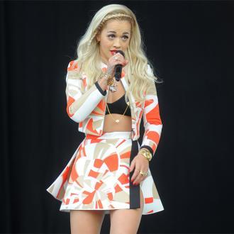 Rita Ora: Calvin Harris Is 'Amazing'