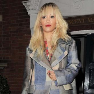 Rita Ora Feels 'Empty' Without Lipstick On