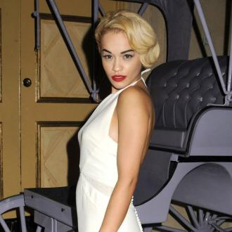 Rita Ora's Personalised Pyjamas