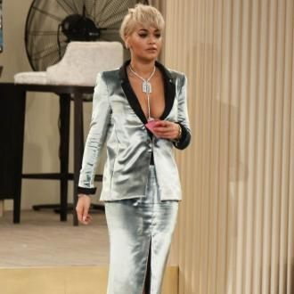 Rita Ora Not Planning Politics