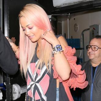Rita Ora Feels 'Broody'