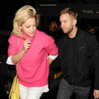 Rita Ora 'Suspicious' Of Calvin Harris