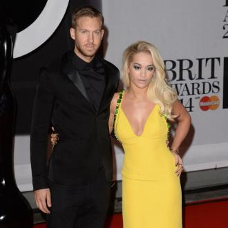 Rita Ora Was Nervous About Revealing Feelings For Calvin Harris