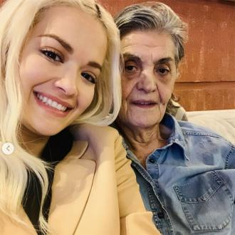 Rita Ora's grandmother has died