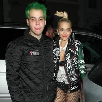 Ricky Hil moves in with Rita Ora