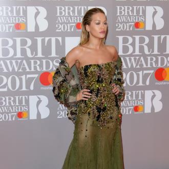 Rita Ora wasn't tipsy at the BRITs