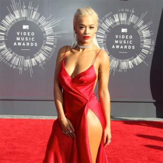 Rita Ora Went Commando At Mtv Vmas