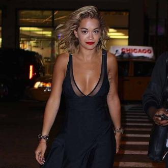 Rita Ora's Big Party In The Big Apple