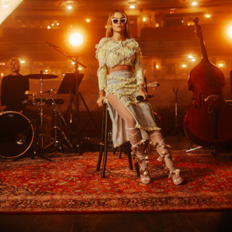 Rita Ora shares new rendition of Bang Bang with Amazon Original