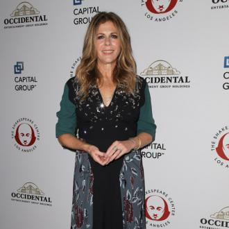 Rita Wilson makes first appearance since being struck down with coronavirus