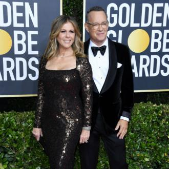 Rita Wilson: It made it easier that Tom Hanks and I had coronavirus at the same time