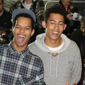 Rizzle Kicks' Onstage Underwear Antics