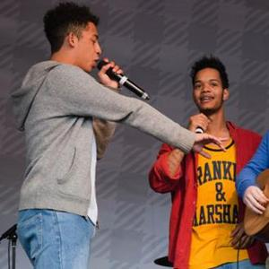 Rizzle Kicks' Pants Rider
