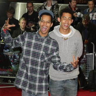 Rizzle Kicks great at computer games