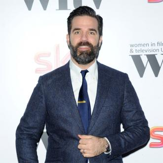 Rob Delaney Feels Like 'A Bag Of Wet Rubbish'