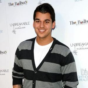 Rob Kardashian To Compete On Dwts