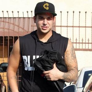 Rob Kardashian Channels Superman For Paso Doble Routine