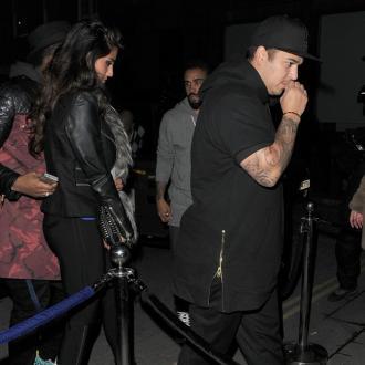 Rob Kardashian Confronts Lamar Odom