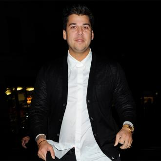 Rob Kardashian Ends Alleged Feud With Kim Kardashian