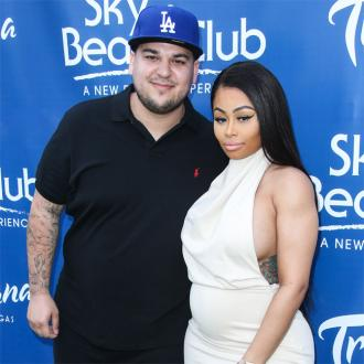 Blac Chyna And Rob Kardashian To Live Separately After Birth