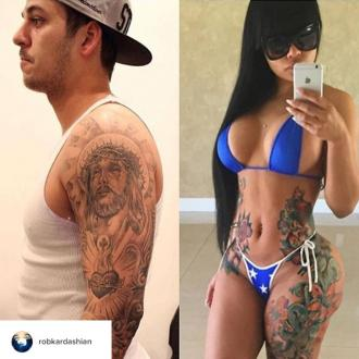 Rob Kardashian Vows To Shed Pregnancy Weight He's Gained