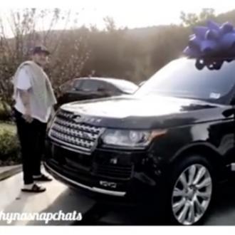 Blac Chyna Buys Rob Kardashian A New Range Rover