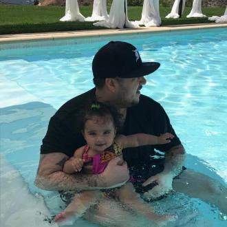 Rob Kardashian and Blac Chyna 'actively co-parenting'