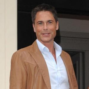 Rob Lowe Distracted By Raunchy Couple