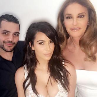Kim Kardashian West styles Caitlyn Jenner for ESPYs