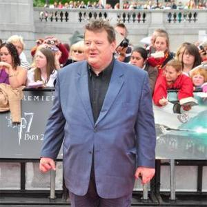 Robbie Coltrane Always Wanted Kid's Movie Role