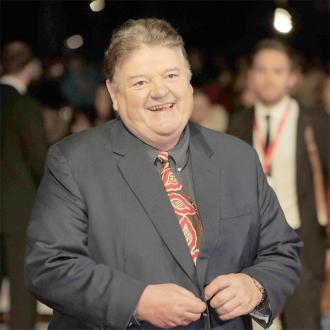Robbie Coltrane hospitalised