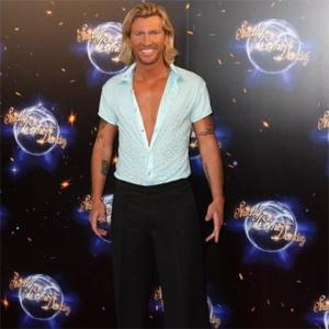 Robbie Savage's Cracked Nose 'Perfect' For Halloween