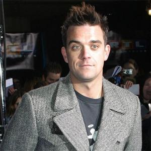 Robbie Williams Takes On Diet Challenge