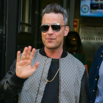 Robbie Williams' daughter 'destined' for showbiz
