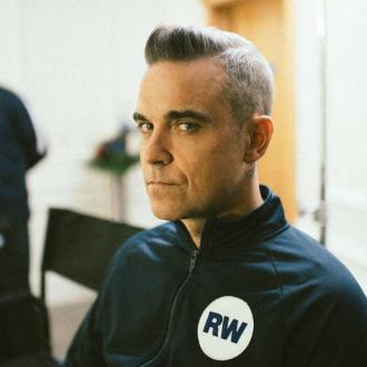 Robbie Williams launches new health campaign with namesakes