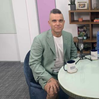 Robbie Williams: 'I don't like myself very much'