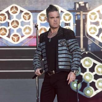 Robbie Williams promises frank drug talks with kids