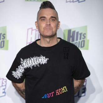 Robbie Williams: Modern-day pop stars lack personality