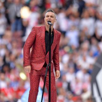 Robbie Williams 'embracing eccentricity'