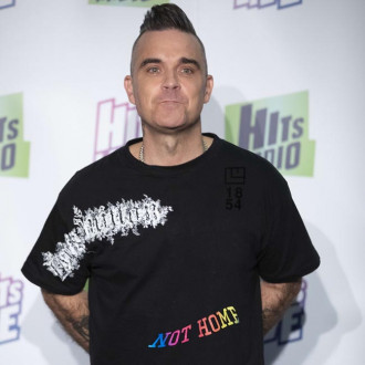 Robbie Williams biopic in the works