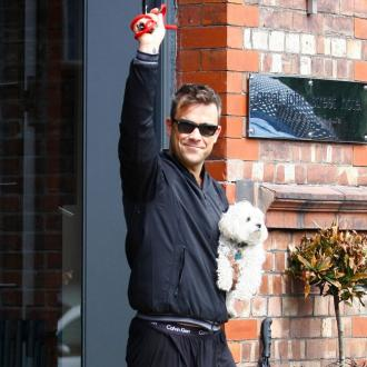 Robbie Williams Lost Cat To Liam Gallagher