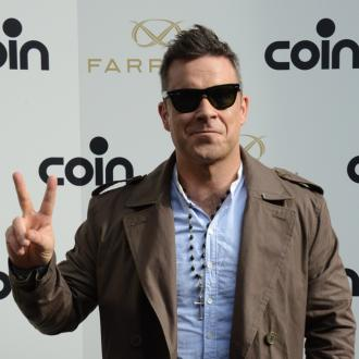 Robbie Williams' Burial Dilemma