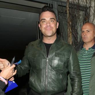 Robbie Williams''Angry' Album