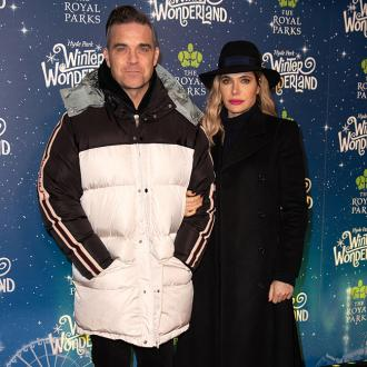 Robbie Williams handed lockdown sex ban by wife Ayda Field