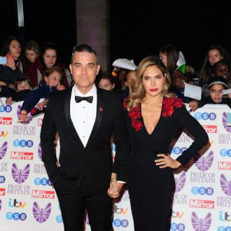 Ayda Field will have to 'discuss' Robbie Williams' past with their kids