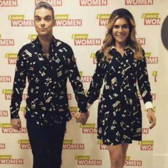 Robbie Williams Would Be 'Dead' Without Wife Ayda