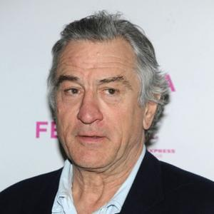 Robert De Niro's Family Building