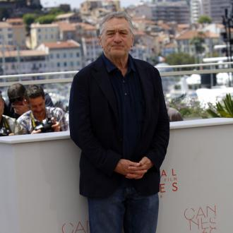 Robert De Niro tells everyone to stay home and that he's 'watching' them