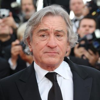 Robert De Niro Embraces Life